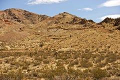 Mojave Desert Landscape Stock Photos