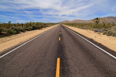 Mojave National Preserve Stock Photo