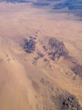 Mojave pustyni i Joshua drzewa park narodowy Zdjęcia Royalty Free