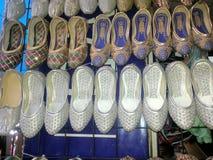 Mojdi of schoenen Stock Fotografie