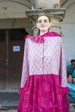 Mojiganga Royalty Free Stock Image
