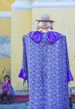 Mojiganga Royalty Free Stock Photo