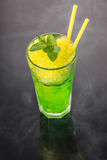 Mojito коктеиля от льда Стоковое Фото