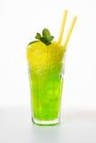 Mojito коктеиля от льда Стоковые Изображения