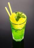 Mojito коктеиля от льда Стоковое Изображение RF