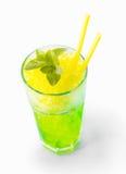 Mojito коктеиля от льда Стоковые Изображения RF