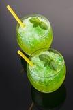 Mojito коктеиля спиртное от льда Стоковые Изображения RF