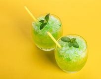 Mojito коктеиля спиртное от льда Стоковая Фотография RF