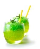 Mojito коктеиля спиртное от льда Стоковые Фотографии RF