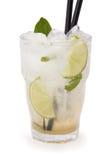 mojito питья длиннее Стоковая Фотография RF