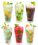 Mojito. Drink - alcohol cocktail glass Stock Photo