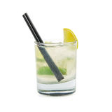 Mojito alcohol cocktail Royalty Free Stock Image