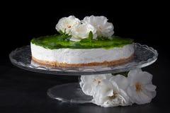 Mojito Cake Royalty Free Stock Photo