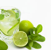 Mojito cocktai Stock Image