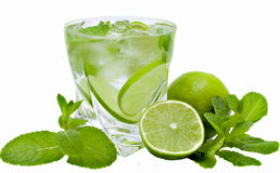 Mojito cocktai Royalty Free Stock Photography