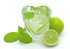 Mojito cocktai Royalty Free Stock Photos