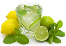 Mojito cocktai Stock Photos