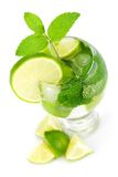 Mojito cocktail Stock Image