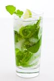 Mojito Cocktail Lizenzfreies Stockfoto