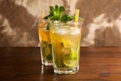 Mojito Cocktail lizenzfreies stockfoto