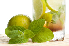 Mojito cocktail. Royalty Free Stock Photography
