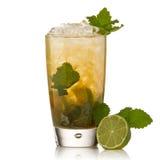 Mojito Cocktail Stockfoto