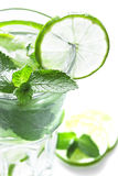 Mojito Cocktail Stockfoto