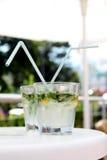 Mojito Cocktail Lizenzfreie Stockfotos