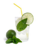 Mojito Cocktail Stockbild