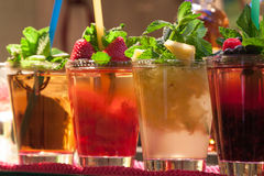 Free Mojito Cocktail Royalty Free Stock Images - 37088309