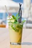 Mojito cocktail Fotografia Stock