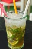 Mojito cocktail foto de stock royalty free
