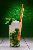 Mojito cocktail Imágenes de archivo libres de regalías