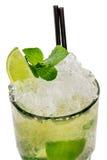 Mojito cocktail Fotografie Stock Libere da Diritti