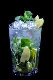 Mojito cocktail Foto de archivo libre de regalías