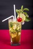 Mojito cocktail Image libre de droits