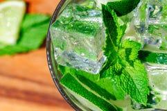 Mojito cocktail Imagenes de archivo