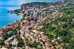 Kotor Old Town Montenegro. Kotor Old Town Montenegro yugoslavia Stock Photo