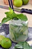 Mojito cocktail. Royalty Free Stock Photos