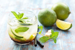 Mojito cocktail. Stock Images