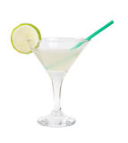 Mojito cocktail.isolated Royalty Free Stock Photo