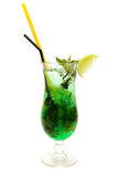 Mojito cocktail with mint Stock Photos