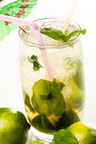 Mojito cocktail Stock Photography