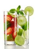 Mojito cocktails Stock Image