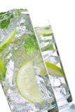 Mojito cocktails Royalty Free Stock Photo