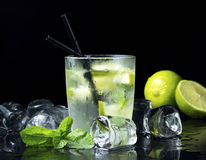 Mojito do clube Foto de Stock Royalty Free