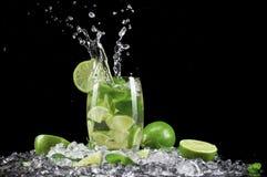 Mojito drink Stock Image