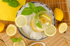 Mojito drink Stock Photo