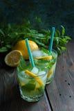 Mojito drink Stock Photo