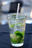 Mojito froid Images stock